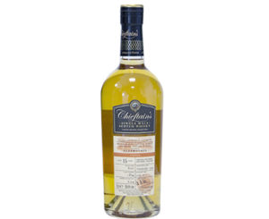 Glenrothes 15 ans Chieftain's Choice 58.6% Note de dégustation