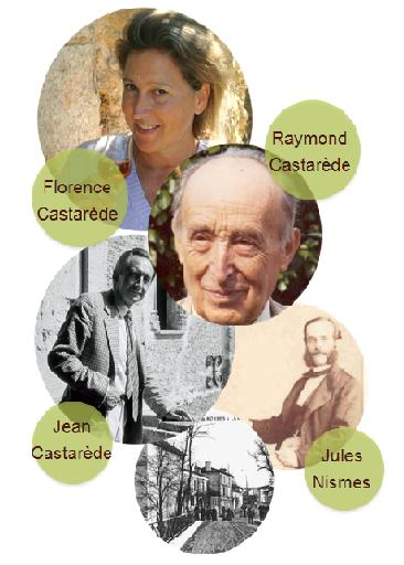 Famille Castarède