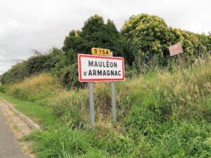 Mauléon d'armagnac Castarède