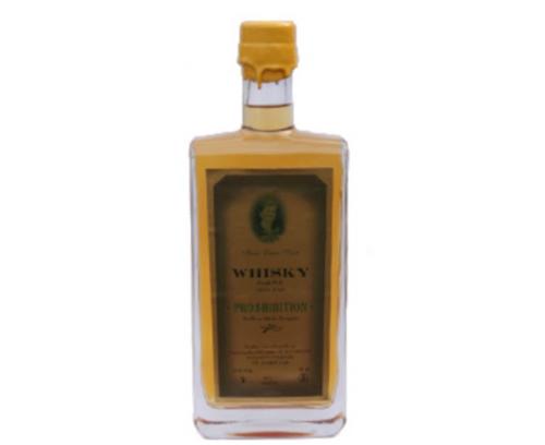 Prohibition Vin Jaune 41% – Note de dégustation